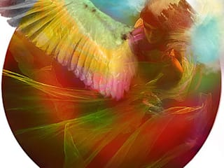 Angels par Ganech Joe Moderne