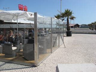 Esplanadas e protecções : Bares e clubes  por Jolucor
