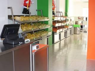 Estabelecimentos comerciais: Espaços comerciais  por Jolucor