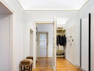 IFUB* Modern corridor, hallway & stairs