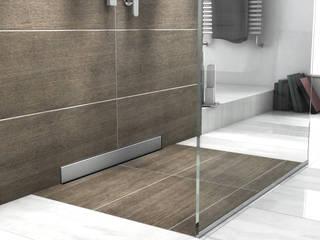 Terso Wall, компания Mepa: Ванная комната в . Автор – BlueResponsibility