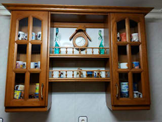 Cooperativa de la madera 'Ntra Sra de Gracia' KitchenCabinets & shelves