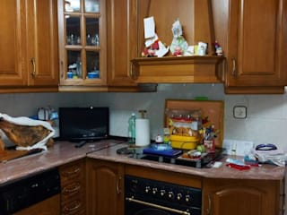 Cooperativa de la madera 'Ntra Sra de Gracia' CocinaEstanterías y gavetas
