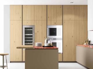 Cozinha Materia da Doimo Cucine: Cozinhas  por Grupo Emme Cozinhas