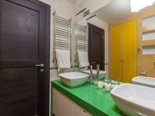 """Квартира в ЖК """"Дом на Щукинской"""" Ванная в классическом стиле от ARTteam Классический"""