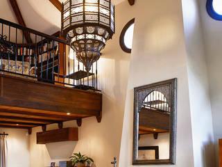 Farol en hierro:  de estilo  de Decoración Andalusí Iluminación