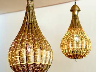Lámparas colgantes artesanales:  de estilo  de Decoración Andalusí Iluminación