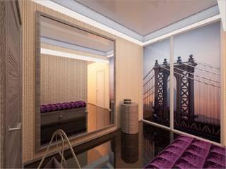 Дизайн интерьера прихожей комнаты: Ванные комнаты в . Автор – FOREST DESIGN
