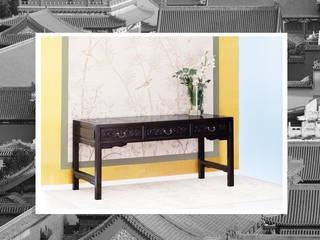 HUA Schreibtisch von MuHo Style GmbH Asiatisch