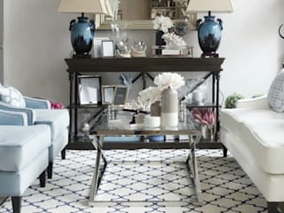 Hamptons Style od Mint Grey Klasyczny