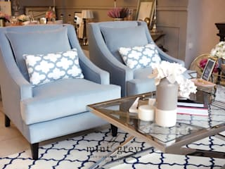 Hamptons Style: styl , w kategorii  zaprojektowany przez Mint Grey