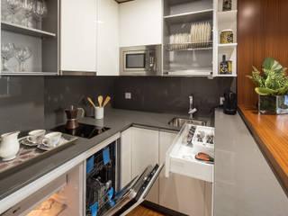 Kitchen by Ardes Arquitectos, Modern