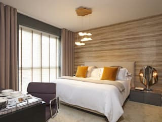 Interiors:  Bedroom by Countryside Properties