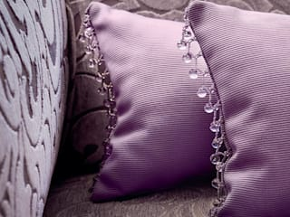 Cojines decorativos: Hogar de estilo  de Decoración Andalusí Textil & Tapicería
