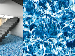 Bodencouture VinyFit - XL Bodencouture Vinylböden Ausgefallene Badezimmer
