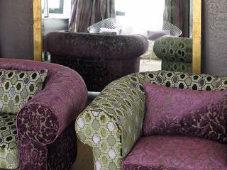 Tapicería marroquí:  de estilo  de Decoración Andalusí Textil & Tapicería