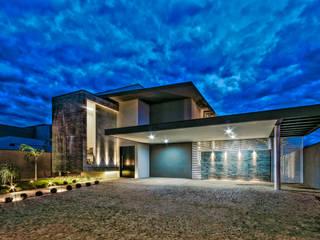 Projeto Nova Aliança Sul Casas modernas por Marcelo Pajaro Arquitetura e Design Moderno