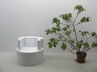 PlusMinusChair: modern  door bv Mathieu Bruls architect, Modern