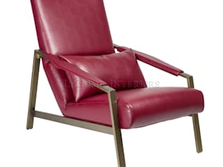 LeHome Interiors Living roomSofas & armchairs Red
