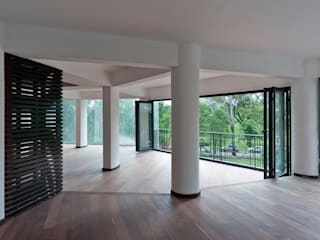 Espacio 1: Comedores de estilo  por All Arquitectura