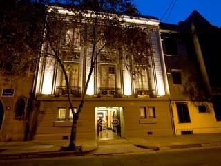 FACHADA HOTEL BOUTIQUE de PICHARA + RIOS arquitectos Clásico
