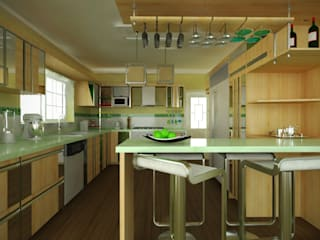 Rbritointeriorismo ห้องครัว
