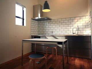S house: HIPSQUAREが手掛けたキッチンです。,