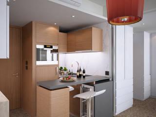 Nelson W Design Modern style kitchen