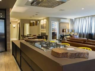 Decorado Infinity Tower Cozinhas modernas por Dantas Arquitetura Moderno