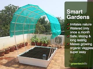 SmartGarden:  Garden by GreenTech Life