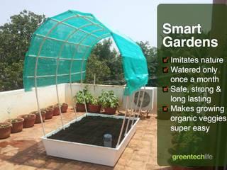SmartGarden Modern garden by GreenTech Life Modern