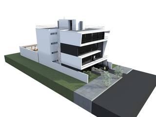 Edificio Mecenas GGAL Estudio de Arquitectura Casas modernas