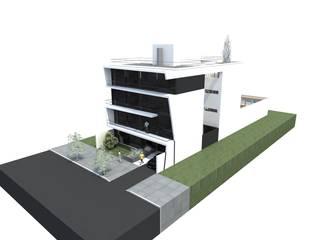 Edificio Mecenas bởi GGAL Estudio de Arquitectura Hiện đại