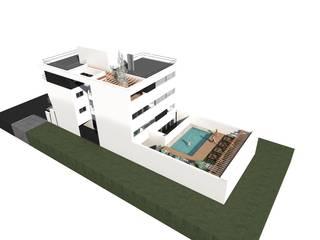 Edificio Mecenas GGAL Estudio de Arquitectura บ้านและที่อยู่อาศัย