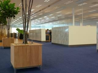 Kantoor in Groenlo.: modern  door ARX-interieur, Modern