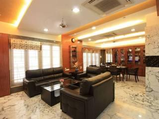 Ansari Architects Finestre & Porte in stile moderno