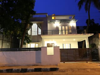 Modern houses by Ansari Architects Modern