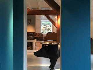 Het Dijkhuis: eclectische Serre door Grego Design Studio