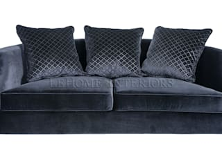 LeHome Interiors Living roomSofas & armchairs Black