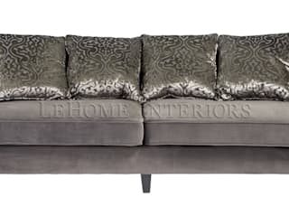 LeHome Interiors Living roomSofas & armchairs Grey