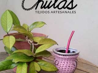 Accesorios decorativos:  de estilo  por Muy Chulas Tejidos Artesanales