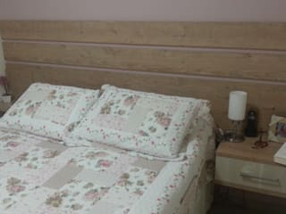 Dormitorios de estilo moderno de Vivi Maia Arquitetura Interiores Moderno