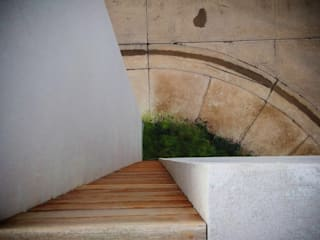 Garden by BAG arquitectura, Modern