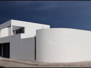 C_LUZ: Casas de estilo  por BAG arquitectura