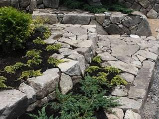 池田A邸 Modern garden by 庭のクニフジ Modern