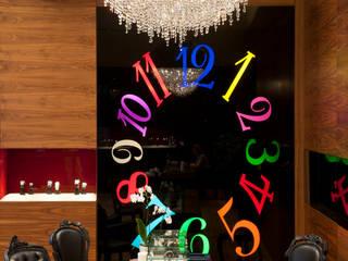 Franck Muller Boutique in Budapest Manooi Kantor & Toko Modern Transparent