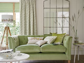 Laura Ashley Decoración Living room Green
