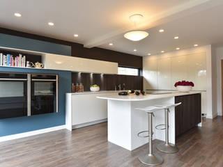 Prestwich Kitchen Project Modern kitchen by Diane Berry Kitchens Modern