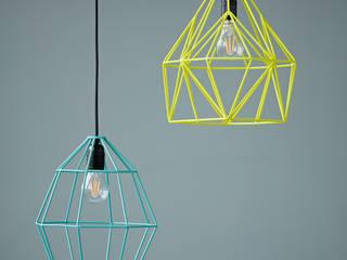 Geometric Light Shade de rigby & mac Ecléctico Metal