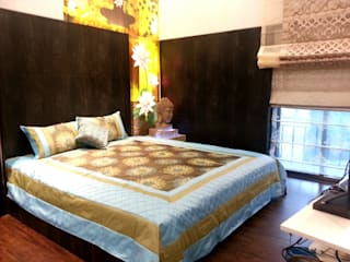 Posh Parare Modern style bedroom by TRINITY DESIGN STUDIO Modern